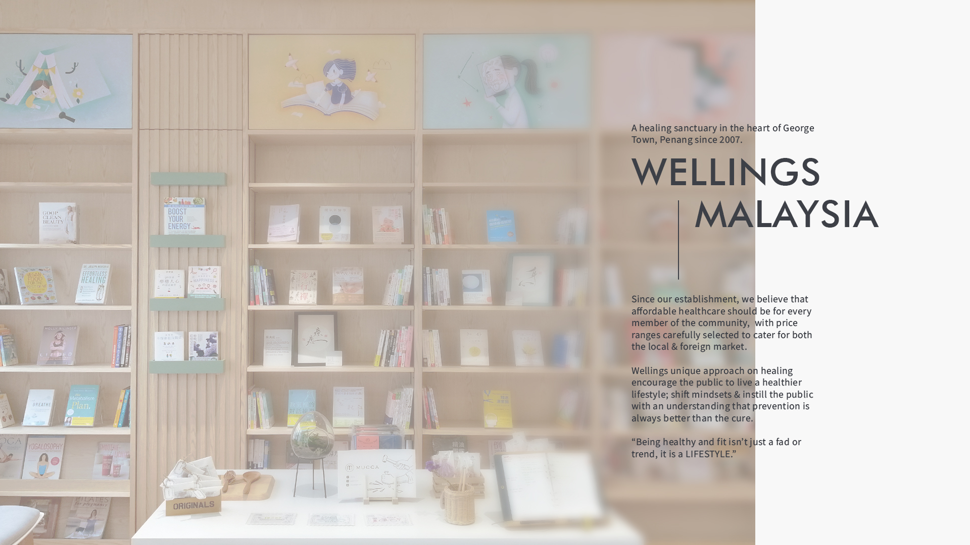 about-wellings